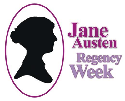 Jane Austen Regency Week Logo